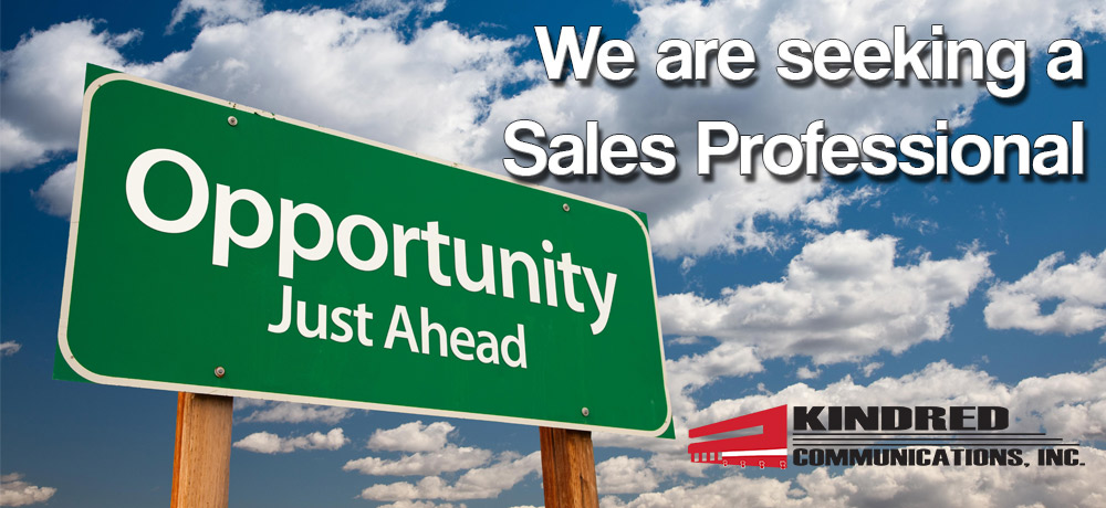 Sales Professional Needed